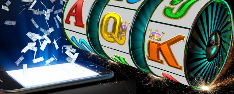 online slots and mobile games